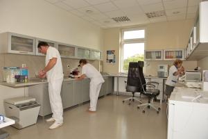 Klinika Grunwaldzka - laboratorium