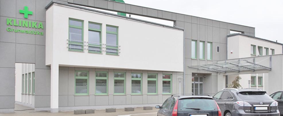 Klinika Grunwaldzka - poradnie