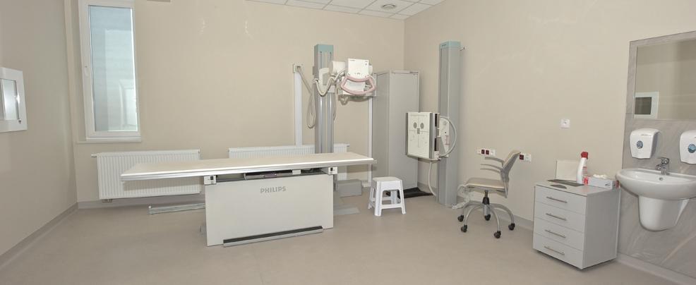 Usługi radiologiczne w Klinice Grunwaldzkiej